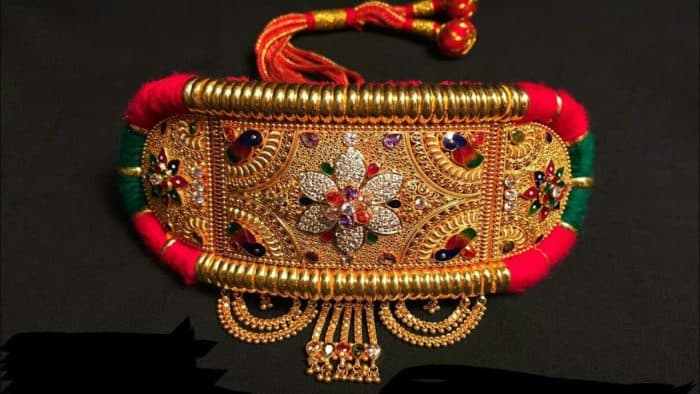Gold Armlet Designs
