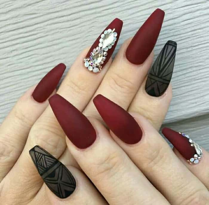 27 Stunning Prom Nail Art Designs Pictures