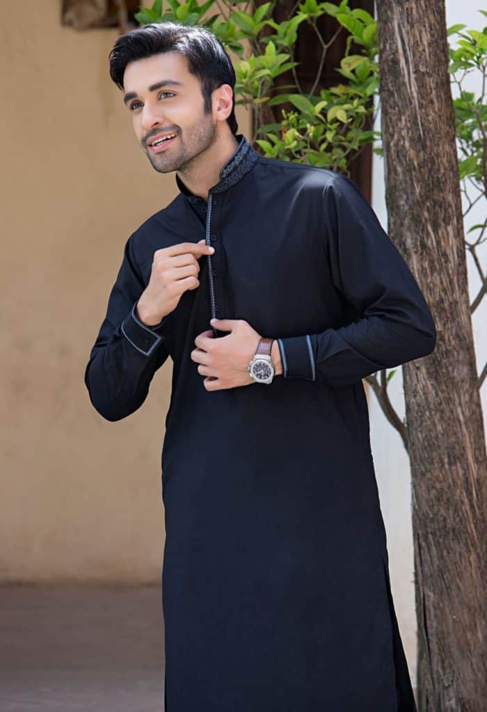 25 Latest Mens Kurta Designs For Eid 2020 Sheideas