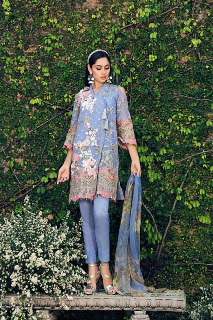 30 Latest Gul Ahmed Eid Collection 2018