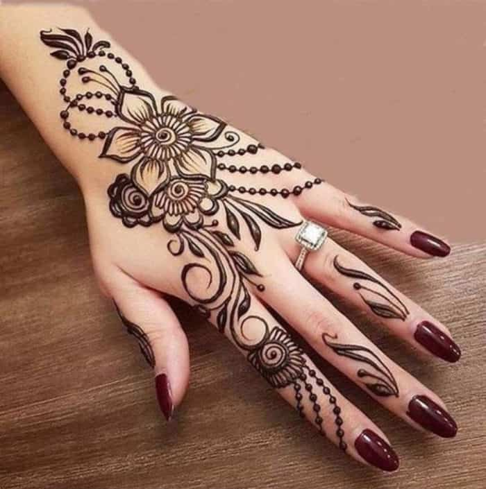 30 Latest Eid Special Mehndi Designs Images 2019 Sheideas