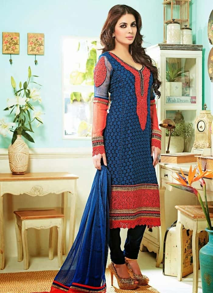 30 Latest Party Wear Salwar Kameez Dresses 2019