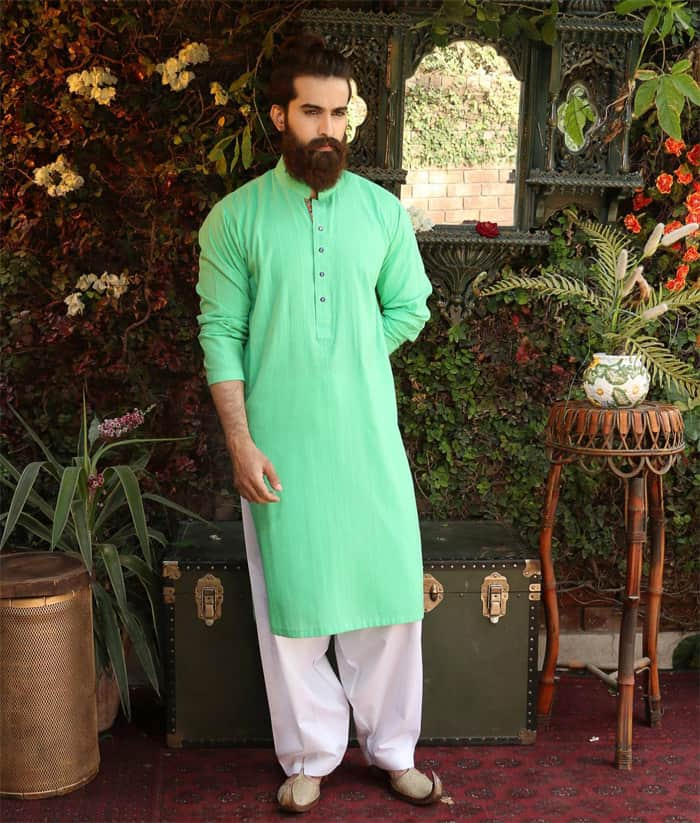 25 Latest Mens Kurta Designs for Eid 2019