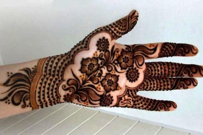 Latest Designer Mehndi Images