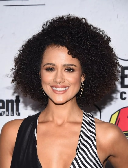 Afro hairstyles for mixed hair