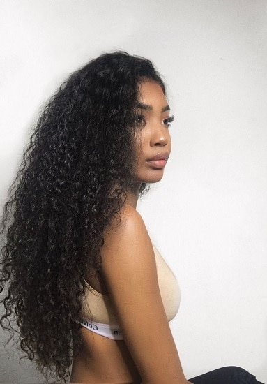 biracial hairstyles with natural curl