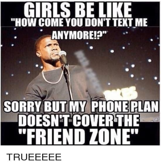 memes about friend zone to laugh