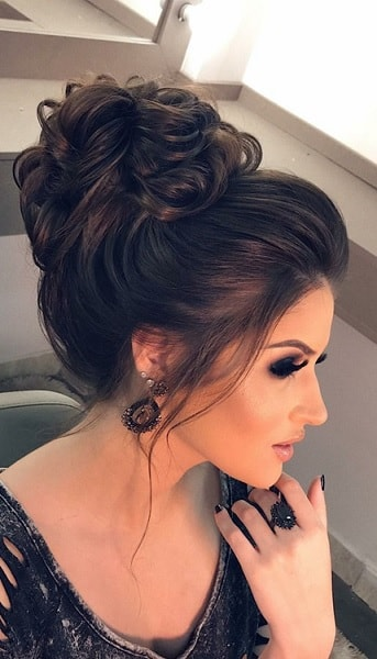20 Indian Party Hairstyles Attend Any Wedding Or Function Like A Star