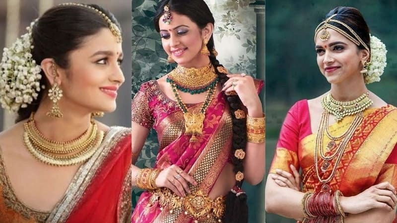 6 Chic South Indian Wedding Hairstyles For Long Hair January 2021