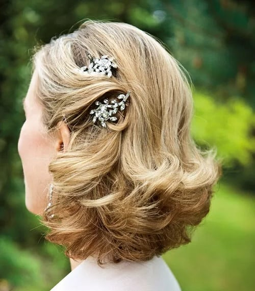 medium length hairstyles for mother of the bride over 60