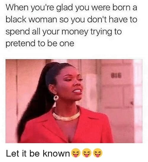 memes about black woman