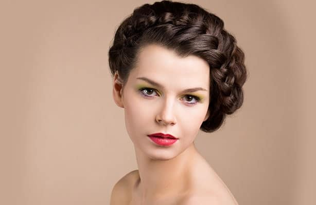 20 Stunning Braided Updo Hairstyles For Black Hair