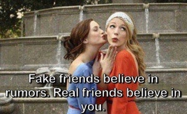 50 Fake Friends Memes That Are Way Too Real – SheIdeas