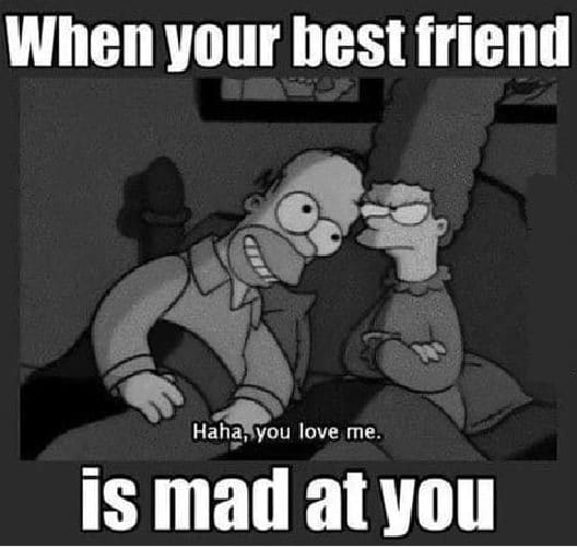 funny best friend meme
