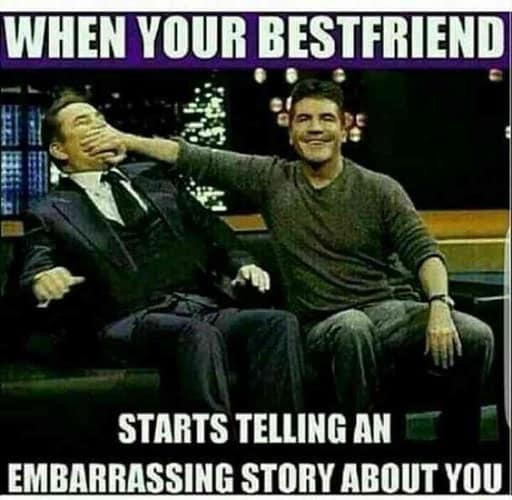 funny memes about best friend to laugh