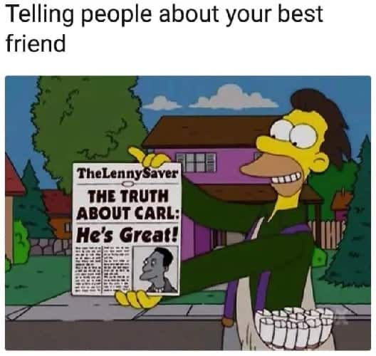 funny memes about best friends