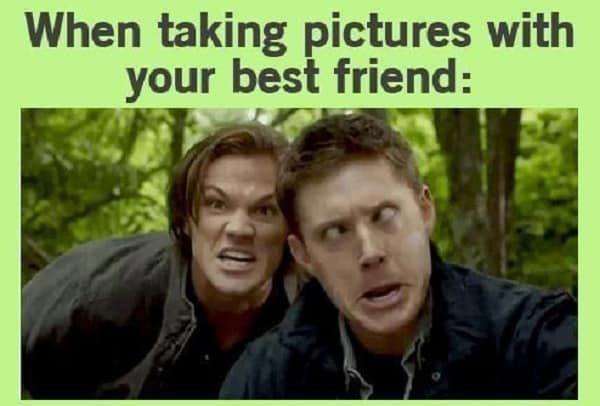 funny memes about best friend