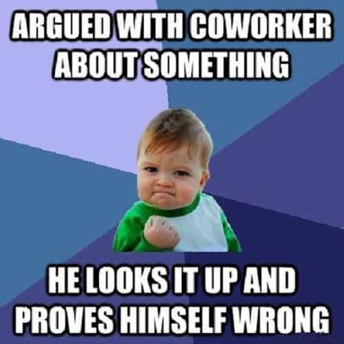 funny memes about coworker