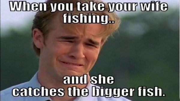 hilarious fishing memes to laugh