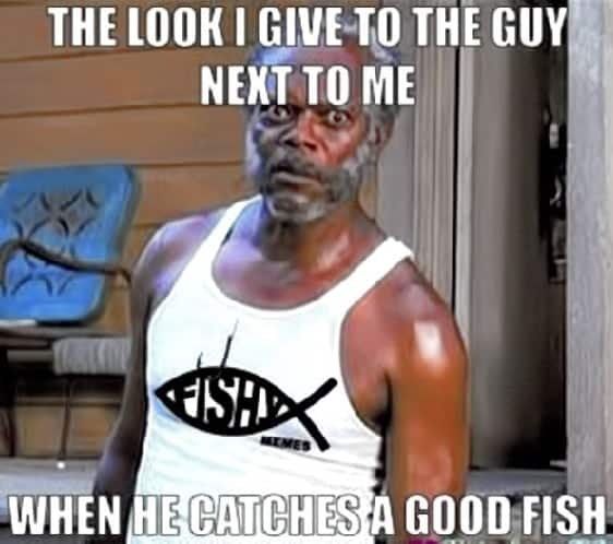funny fishing meme that makes you laugh