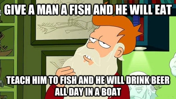 funny memes about fishing