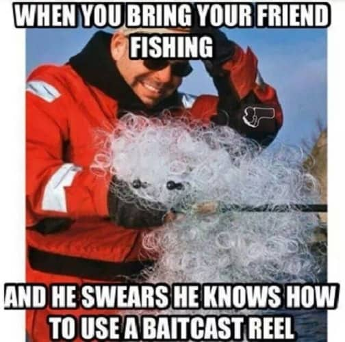 popular funny memes for fishing