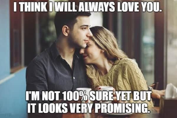 funny love meme for your lover