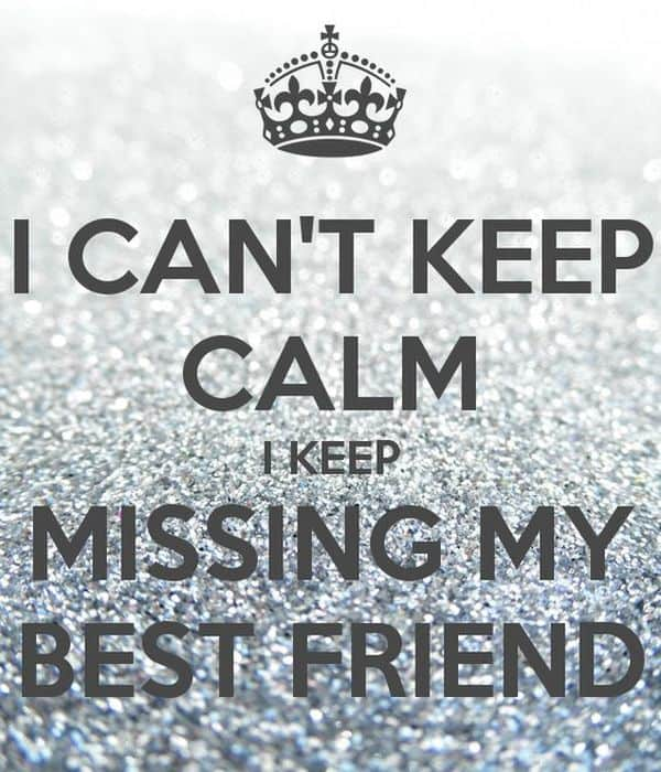 funny miss you meme for best friend