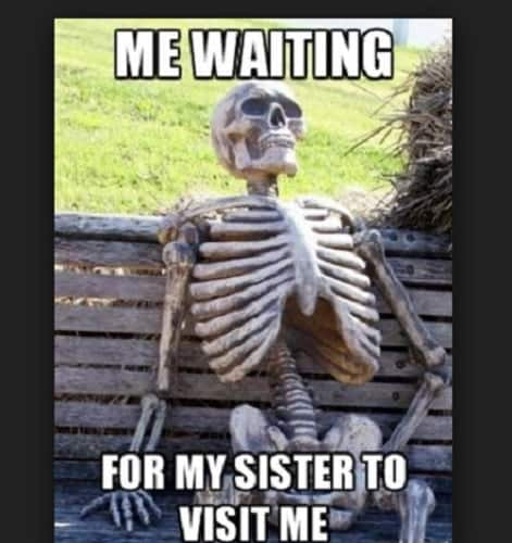funny sister memes to make you laugh