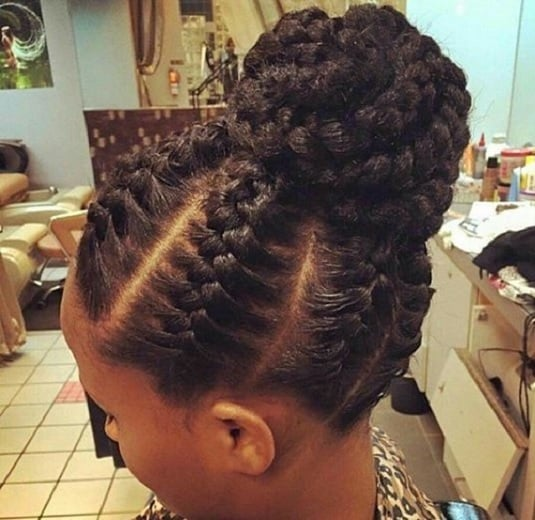 7 Cute Cool Hairstyle Ideas For 10 Year Old Black Girl
