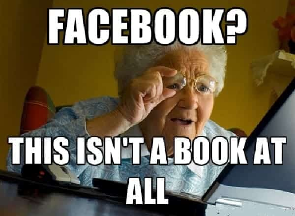 funny old lady memes to laugh