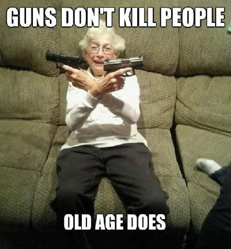 old lady meme