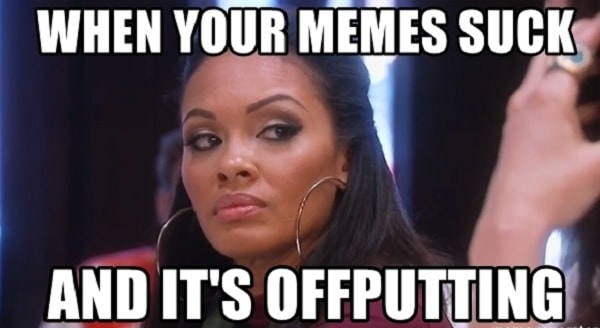 memes about side eye