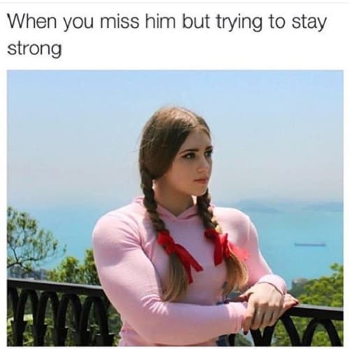 funny memes about strong women