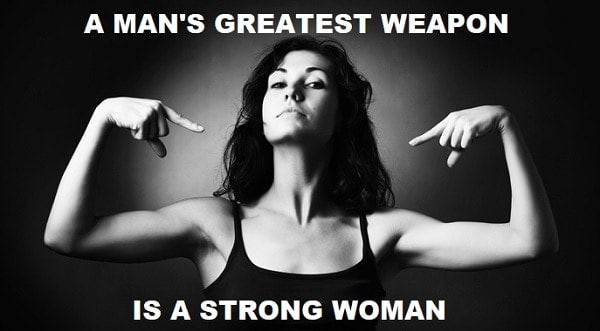 strong woman memes