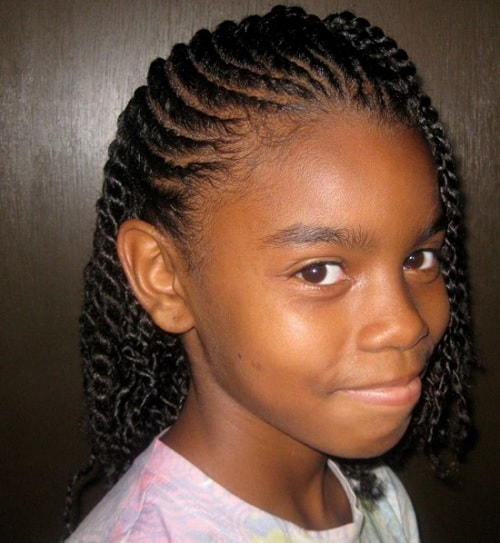 7 Cute Amp Cool Hairstyle Ideas For 10 Year Old Black Girl