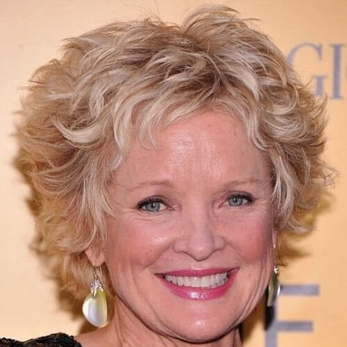 short choppy hairstyles for over 60