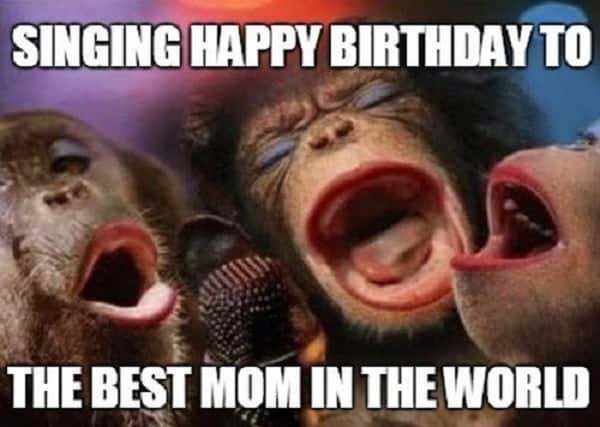 best mom birthday meme