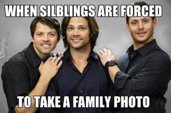 hilarious memes about every family