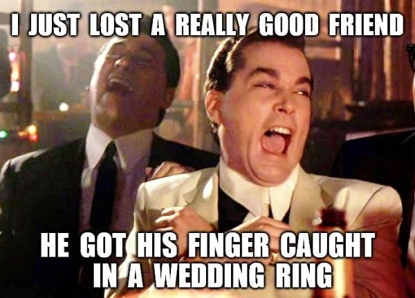 hilarious wedding memes to laugh