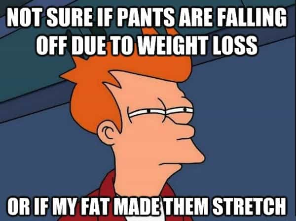 funny weight loss meme that makes you laugh