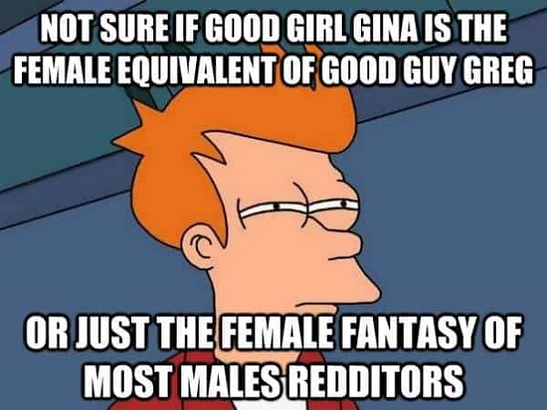 memes regarding good girl