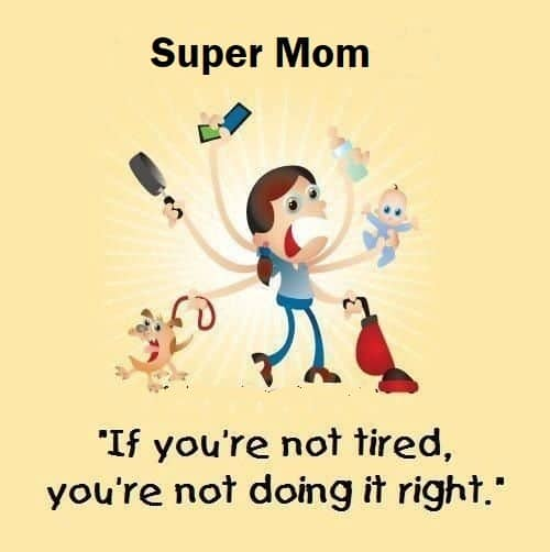 popular memes for super mom