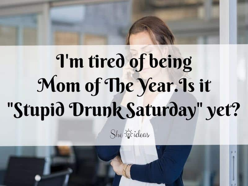 meme about being a mom