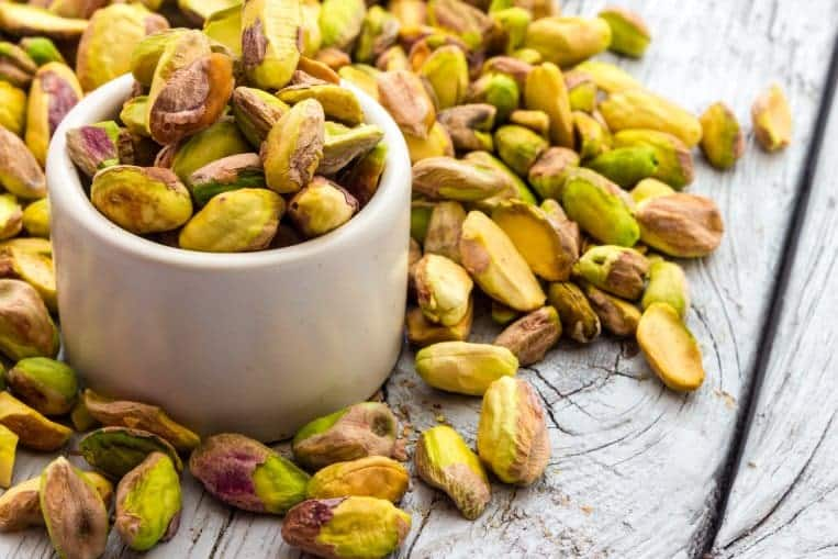benefits of pistachio