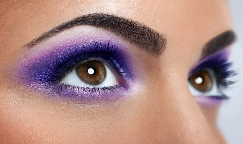 Thunder Purple Eyeshadow