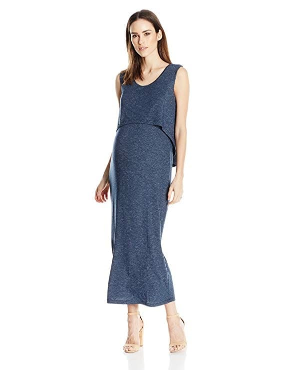 swing maxi dress for would be mother