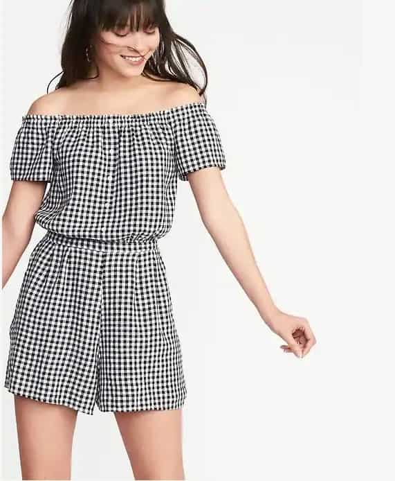 rompers to wear in 70 degrees