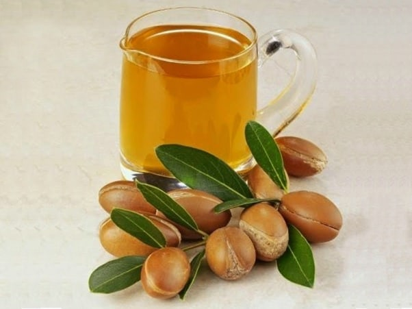 argan oil for eyelashes