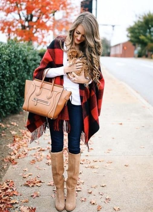 Knee High Boots Outfit Ideas
